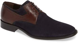 J&M 1850 Maxwell Plain Toe Derby