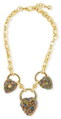 Lulu Frost Nina Triple-Drop Necklace