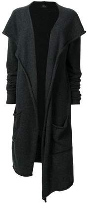 Lost & Found Ria Dunn hooded oversized cardi-coat