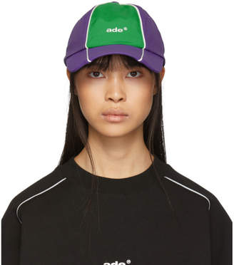 ADER error Purple and Green Thunder Cap