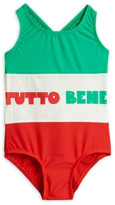Mini Rodini Tutto Bene Swimsuit