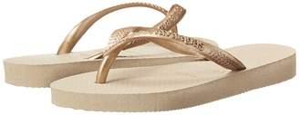 Havaianas Slim Flip Flops Girls Shoes