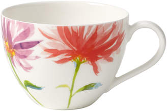 Villeroy & Boch Anmut Flowers Teacup 6 3/4 oz