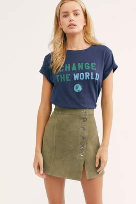 Sub Urban Riot Change The World Tee