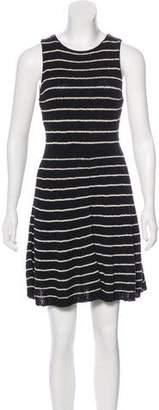 Alice + Olivia Knit Mini Dress
