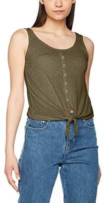 21e6d52e453a9 ... Vero Moda Women s Vmlua Tie DNM JRS Tank Top