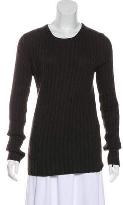 Calvin Klein Collection Cashmere Long Sleeve Sweater