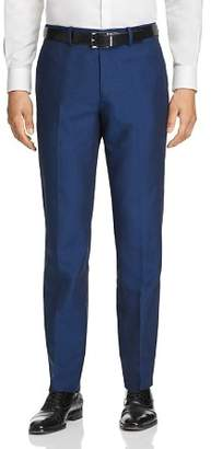 Theory Tailored Linen Blend Slim Fit Suit Pants
