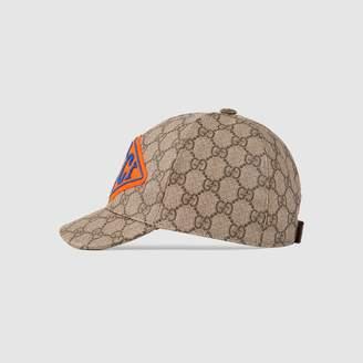 Gucci Children's GG velvet hat