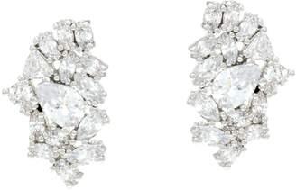 BaubleBar Crystal Cluster Navi Stud Earrings