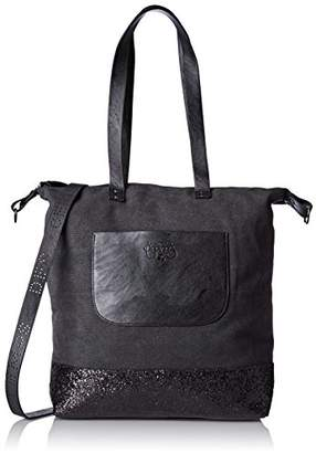 Le Temps Des Cerises Women's LTC4T8I Shoulder Bag Black