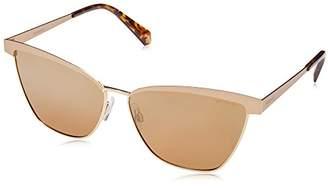 Polaroid Sunglasses Women's Pld4054s Polarized Cateye