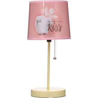 Universal The Secret Life of Pets Table Lamp, Pink
