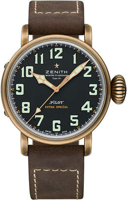 Zenith 29.2430.679/21.C753 Type 20 bronze pilot's watch