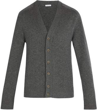 Tomas Maier Cashmere knitted cardigan