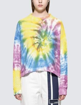 X-girl X Girl Tie Dye Knit Top
