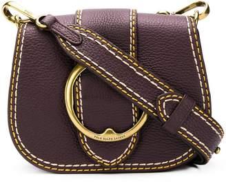 Polo Ralph Lauren leather cross body bag