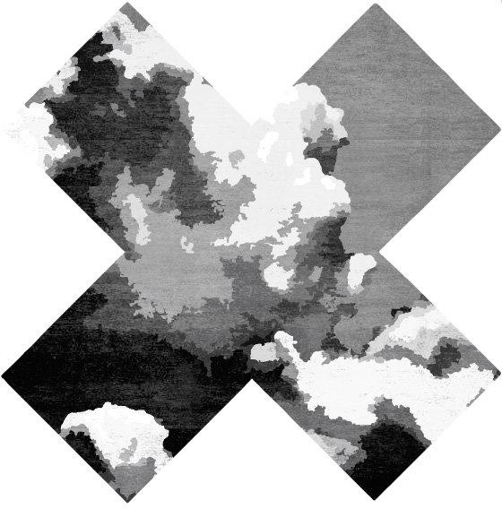 HZL - Grey Skies X Rug