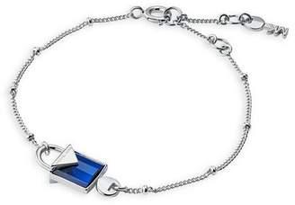 Michael Kors Kors Color Semi-Precious Sterling Silver Bracelet