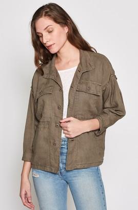 Joie Kendora Linen Jacket