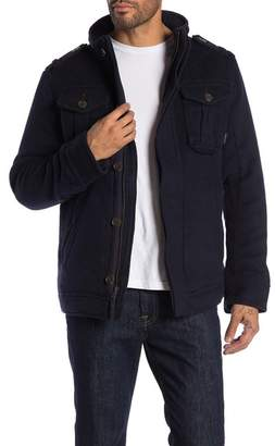 Jeremiah Levi Wool Blend Jacket