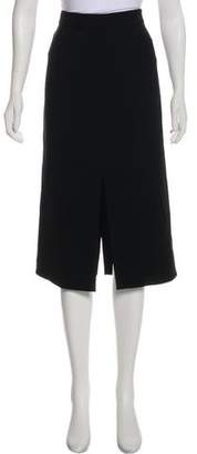 Tibi Casual Knee-Length Skirt