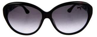 David Yurman Cat-Eye Gradient Sunglasses