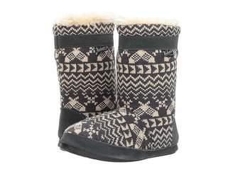 Woolrich Whitecap Knit Boot Women's Slippers