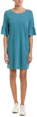 Splendid Bell-Sleeve Shift Dress