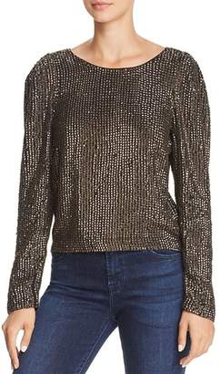 Joie Bailyn Studded Top
