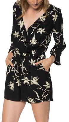 Women's O'Neill Flower Romper $49.50 thestylecure.com