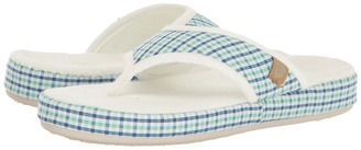 Acorn - Thong Summerweight Women's Slippers $38 thestylecure.com