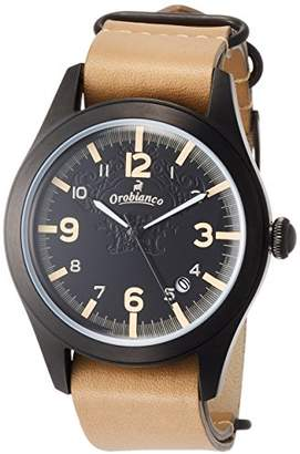 Orobianco (オーロビアンコ) - [オロビアンコ] 腕時計 TIME-ORA カンビオ Amazon.jp特別価格 OR-0030-106 正規輸入品