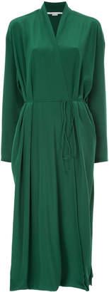 Stella McCartney wrap maxi dress