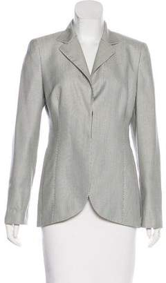 Akris Cashmere & Silk Jacket