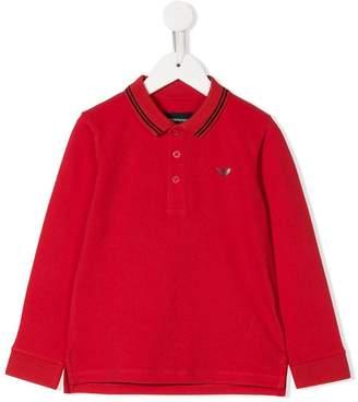 Emporio Armani Kids polo shirt