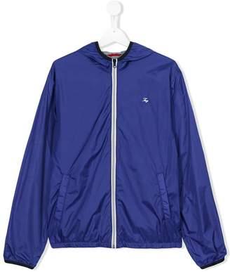 Fay Kids lightweight hooded jacket
