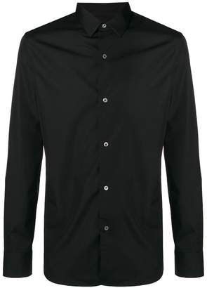 Ann Demeulemeester long-sleeve fitted shirt