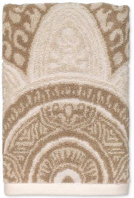 Avanti Sofia Cotton Terry Jacquard Hand Towel Bedding