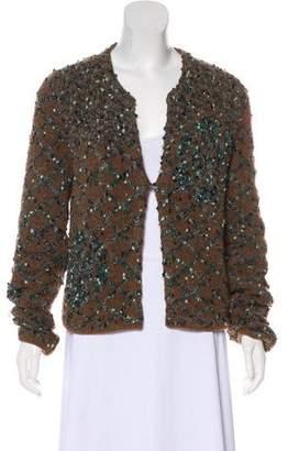 Chanel Bouclé Knit Cardigan