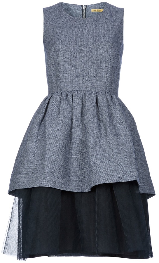 Peter Jensen Tiered dress