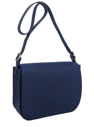 Kate Sheridan Indigo FRAME Bag