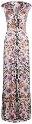 Temperley London Safari Floral Dress