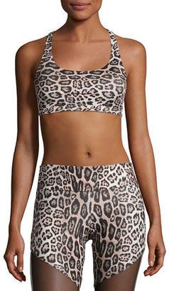 Onzie Chic Strappy-Back Sports Bra $48 thestylecure.com