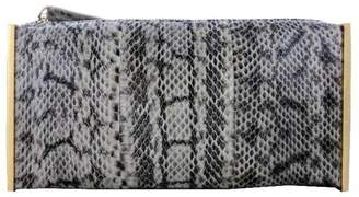Sondra Roberts Snake Clutch