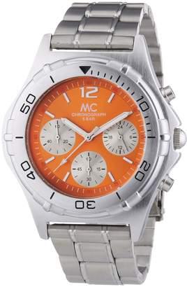 Mc Timetrend MC Timetrend Men's Quartz Watch 27357 with Metal Strap