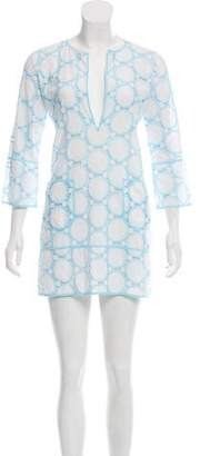 Anya Hindmarch Patterned Cover-Up Dress