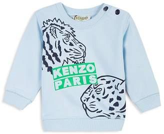 Kenzo Boys' Tiger and Friend Graphic Sweatshirt - Baby