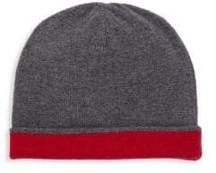 Saks Fifth Avenue COLLECTION Cashmere Double Face Hat