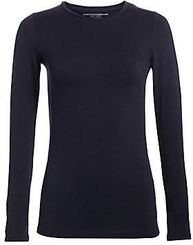 Majestic Filatures Women's Soft Touch Long-Sleeve Tee